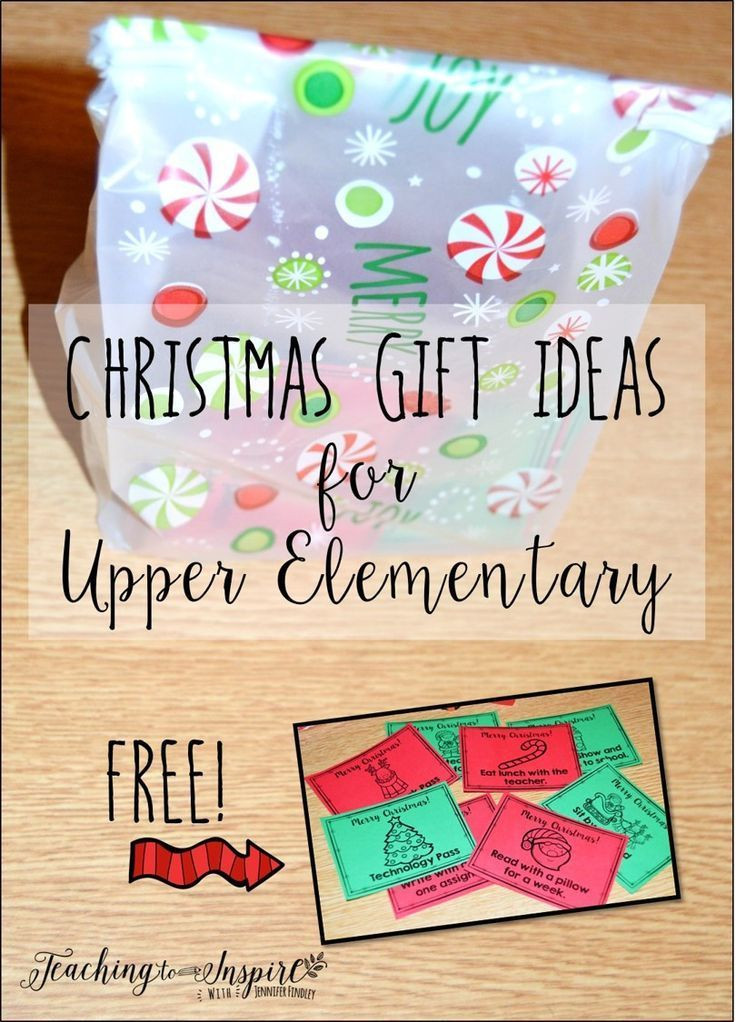 Christmas Gift Ideas For Students  17 Best images about Gift Ideas for the Classroom on