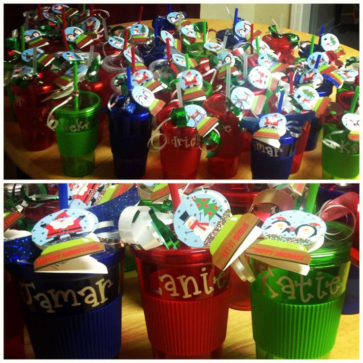 Christmas Gift Ideas For Students  ts for students from teacher personalized tumblers are