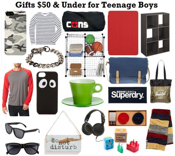 Christmas Gift Ideas For Teenage Guys  jessydust