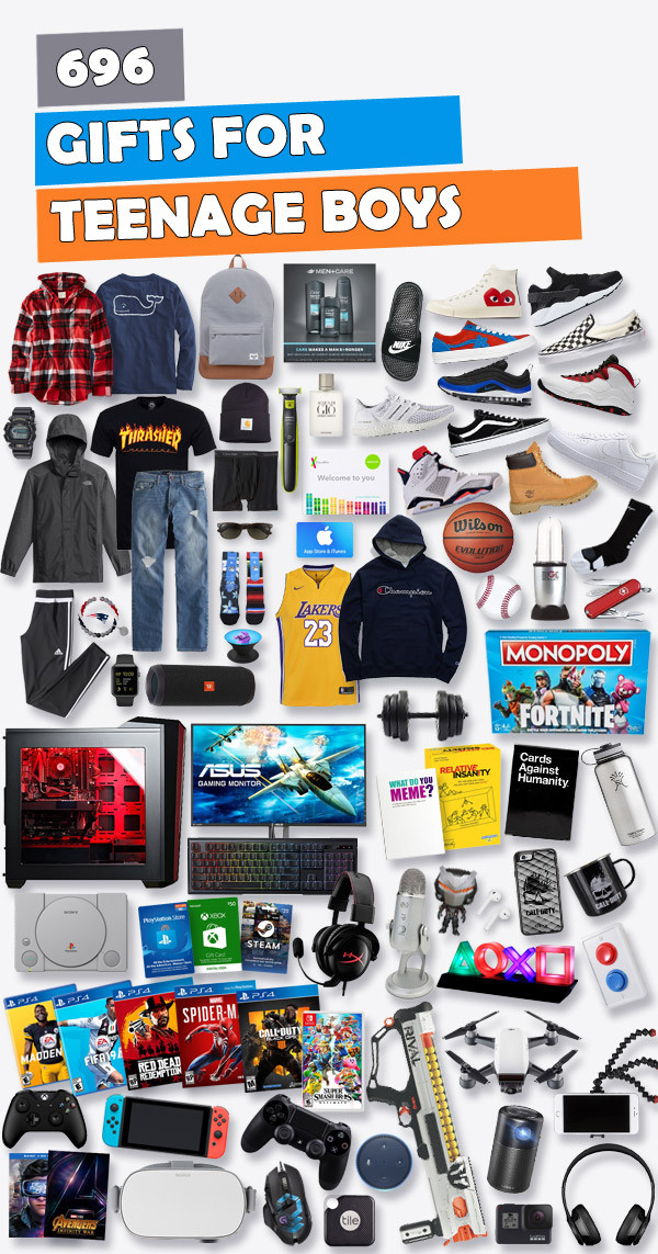 Christmas Gift Ideas For Teenage Guys  Best Christmas Gifts For Teen Boys Gifts for Teen Boys