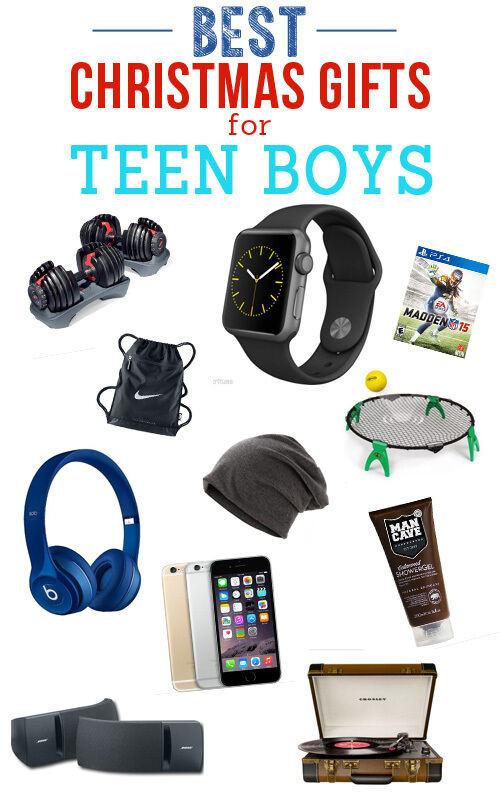 Christmas Gift Ideas For Teenage Guys  Best Christmas Gifts For Teenage Boys