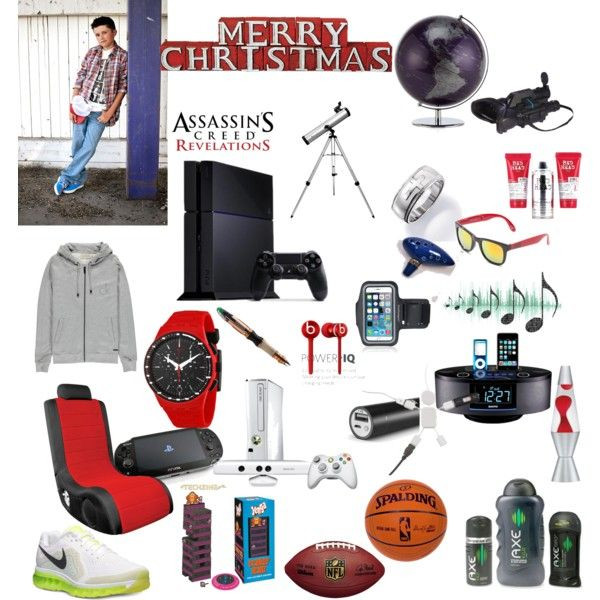 """Christmas Gift Ideas For Teenage Guys  """"Great Gift For Teenage Boys"""" by lcheatwood2000 on"""