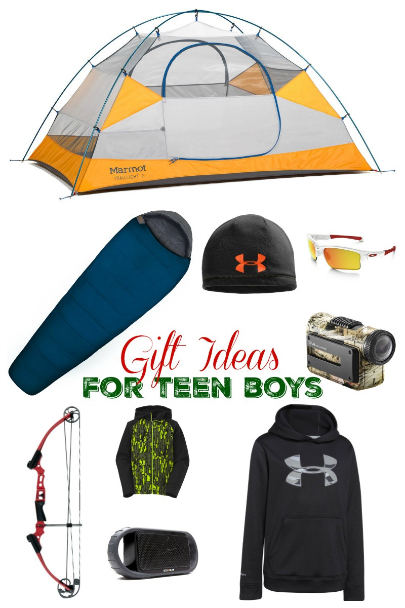 Christmas Gift Ideas For Teenage Guys  Holiday Gift Ideas for Teen Boys from Gander Mountain