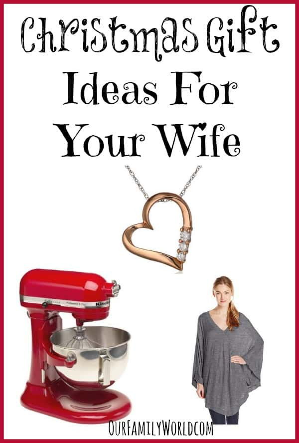 Christmas Gift Ideas For Wife  Christmas Gift Ideas for Wife OurFamilyWorld