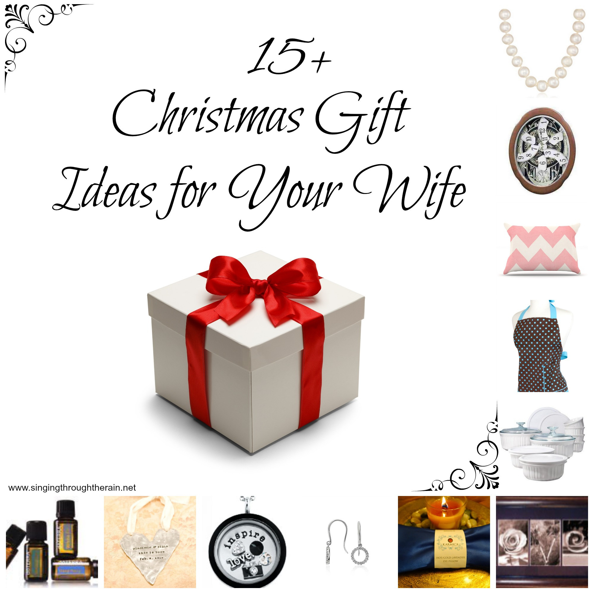 Christmas Gift Ideas For Your Wife  15 Christmas Gift Ideas for Your Wife