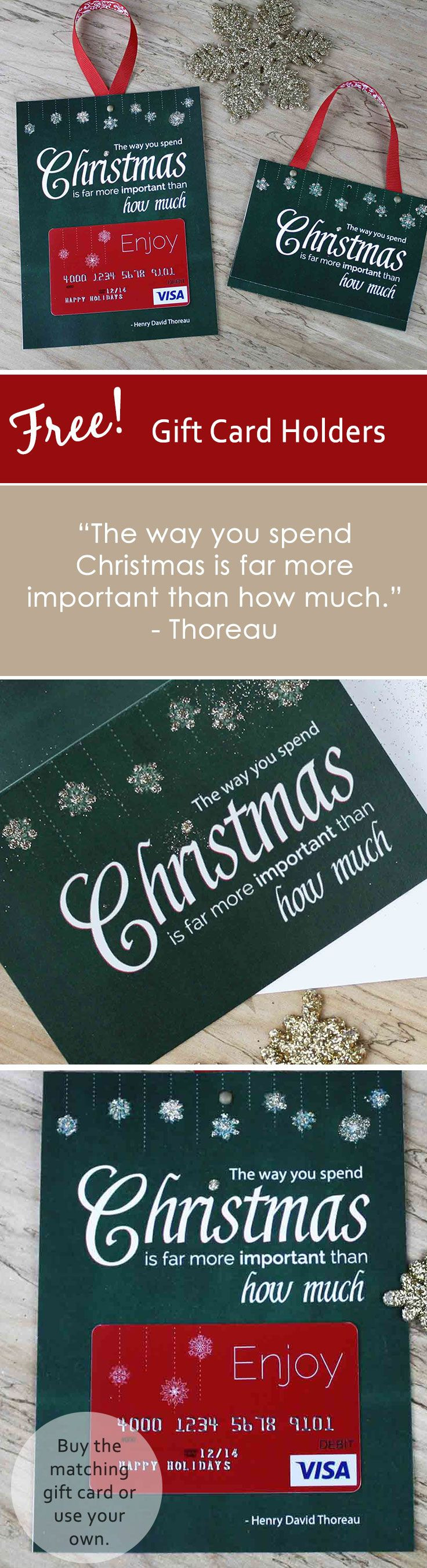 Christmas Gift Quotes  1000 images about Quotes on Gift Cards on Pinterest