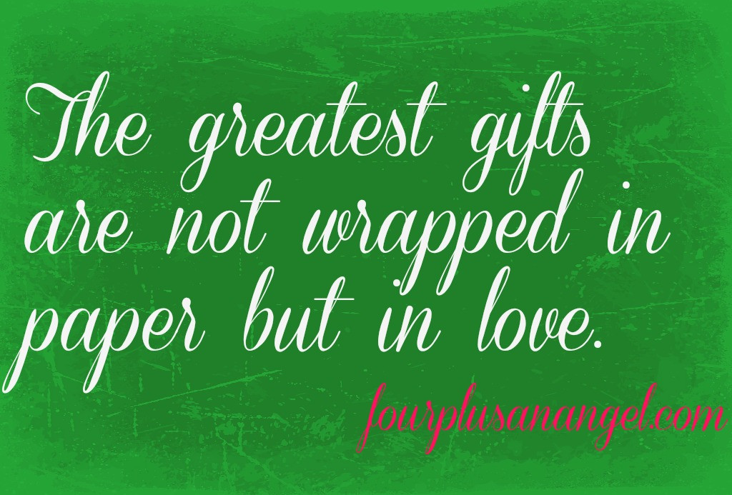 Christmas Gift Quotes  Holiday Gift Giving Quotes QuotesGram