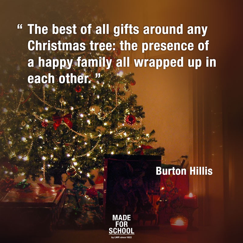 Christmas Gift Quotes  Quote Best Christmas Gift