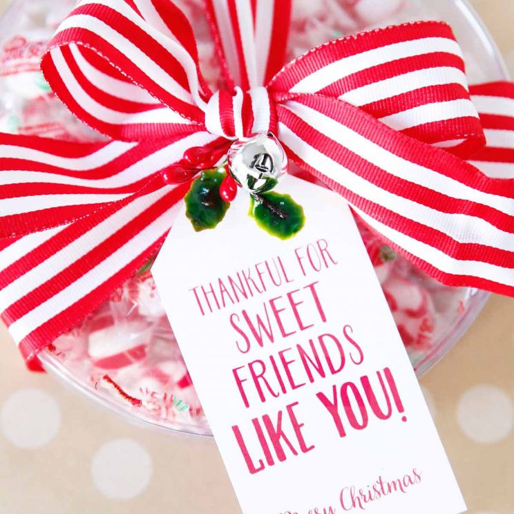 Christmas Gift Quotes  Cute Sayings for Christmas Gifts