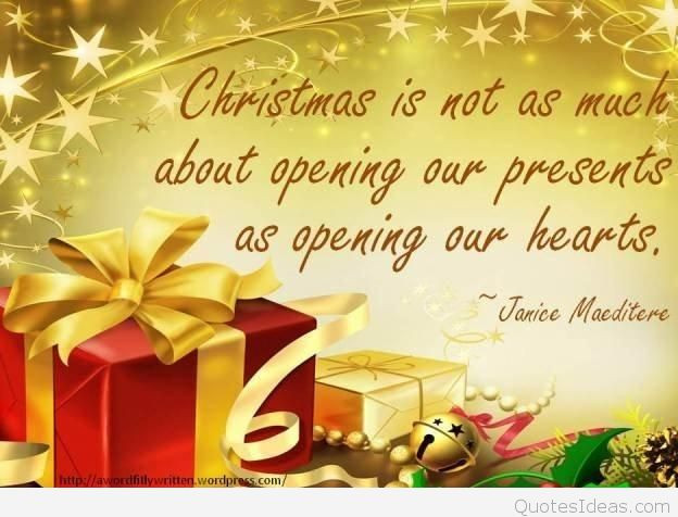 Christmas Gift Quotes  quotes t Christmas