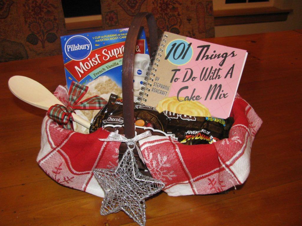 Christmas Gift Theme Ideas  101 Days of Christmas Themed Gift Baskets