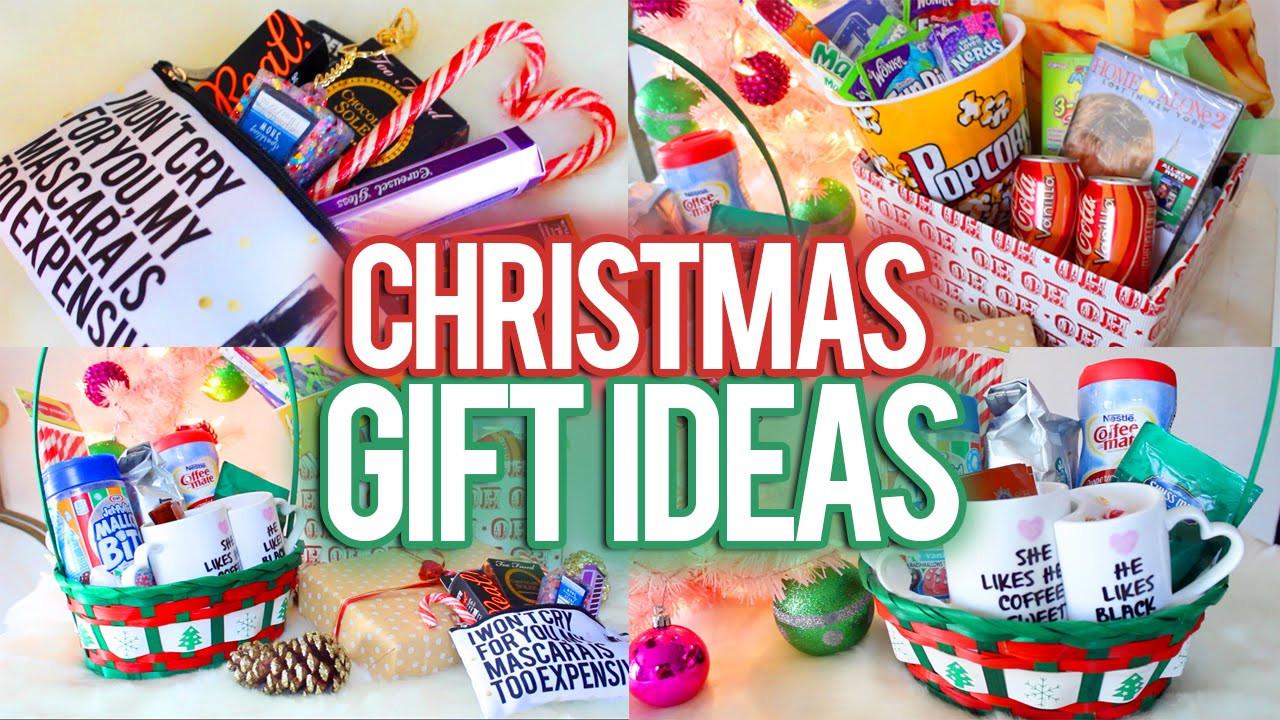 Christmas Gift Theme Ideas  CHRISTMAS GIFT IDEAS