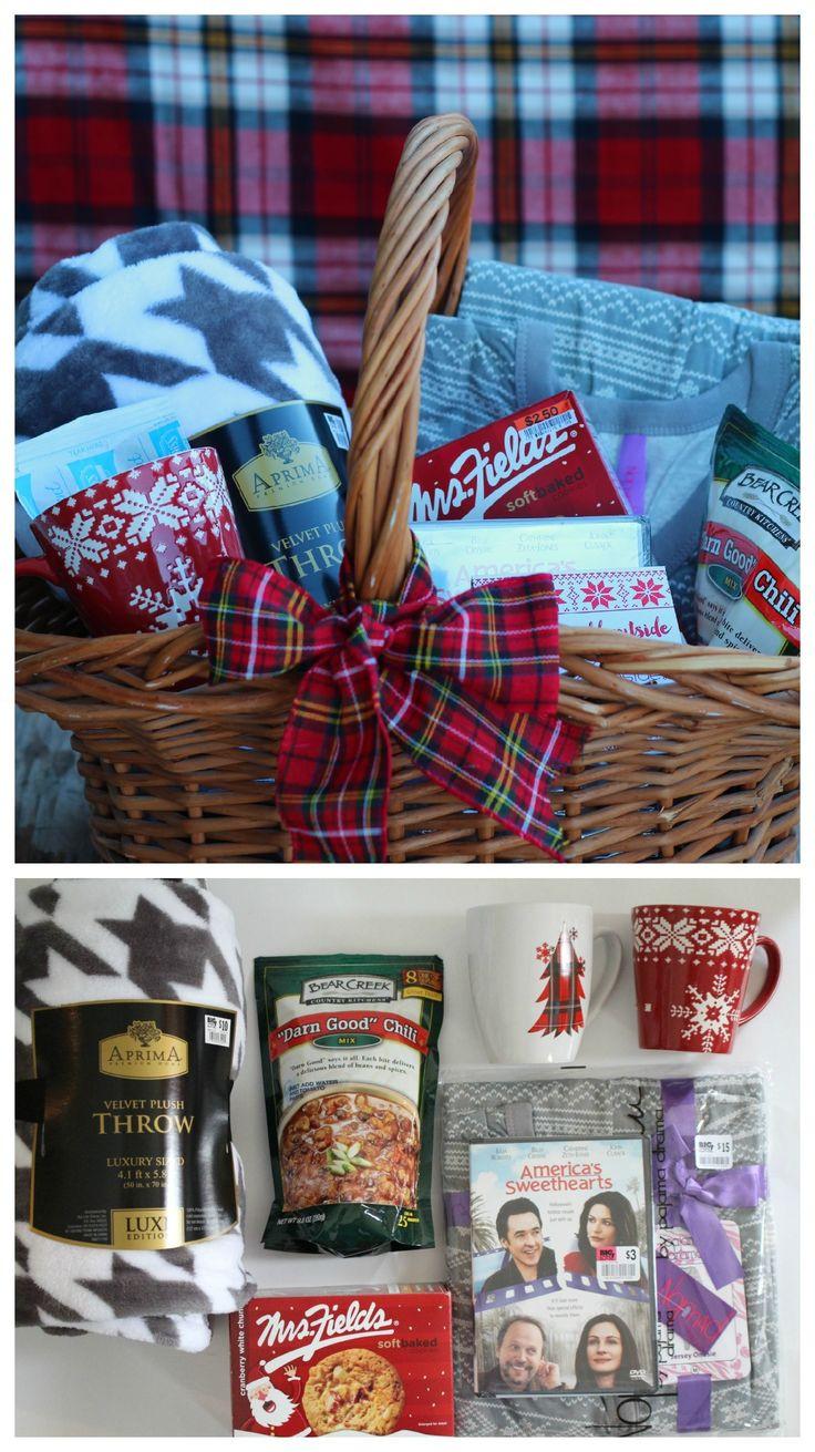 Christmas Gift Theme Ideas  Best 25 Movie basket t ideas on Pinterest