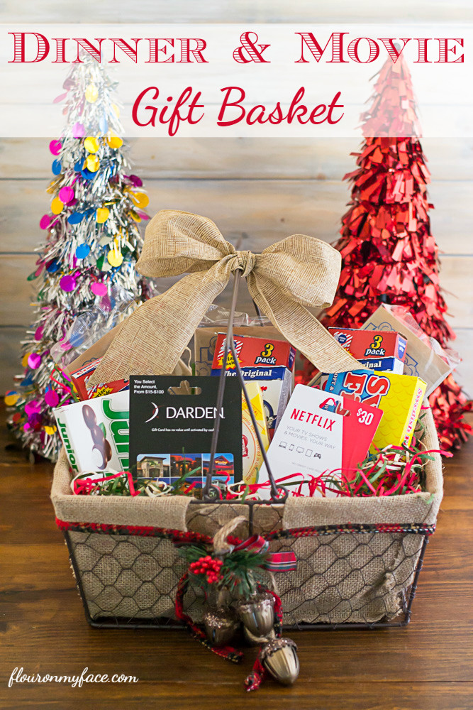 Christmas Gift Theme Ideas  Christmas Gift Basket Ideas