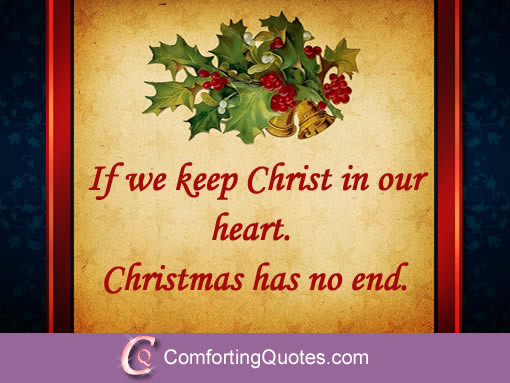Christmas Jesus Quote  Christmas Bible Quotes And Sayings QuotesGram