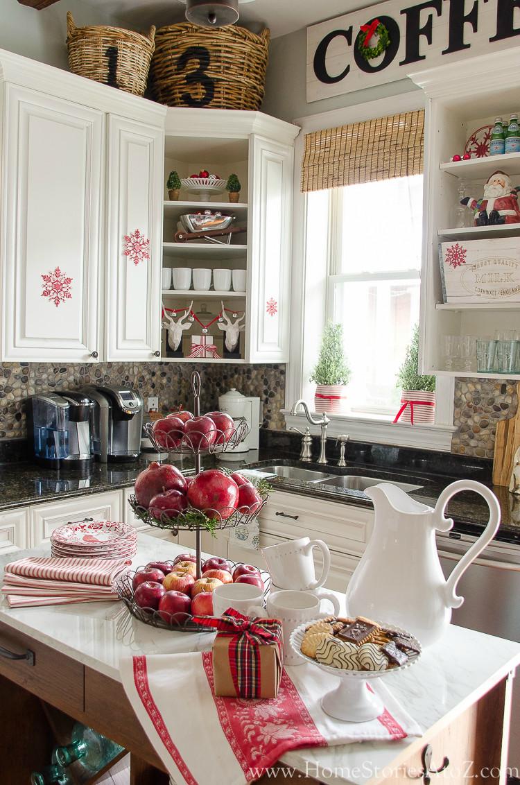 Christmas Kitchen Decor  Christmas Kitchen