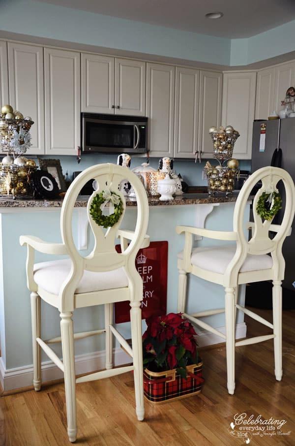 Christmas Kitchen Decor  christmas kitchen decor