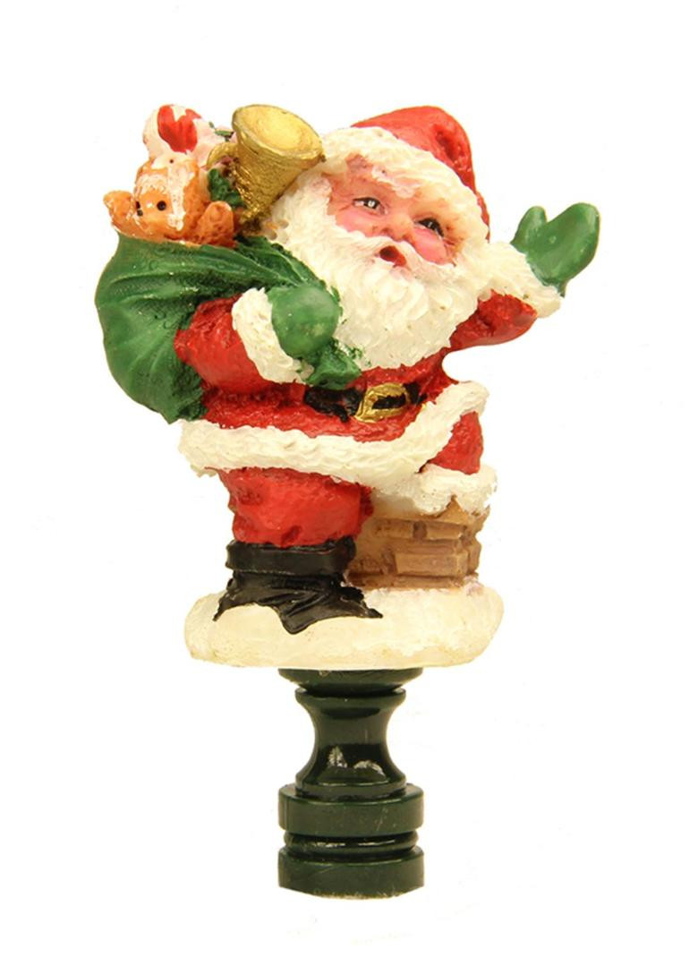 Christmas Lamp Finials  Christmas Lamp Finials To Pin Pinterest