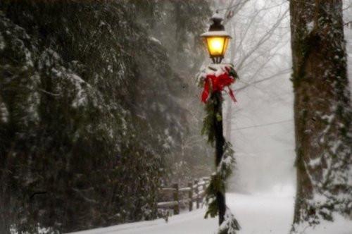 Christmas Lamp Post Decorations  Seasonal Love