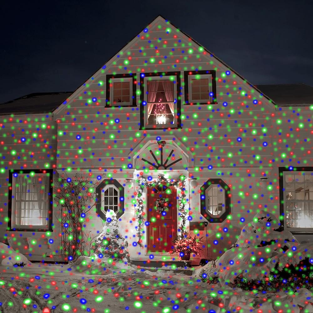 Christmas Lighting Videos  The Virtual Christmas Lights Hammacher Schlemmer