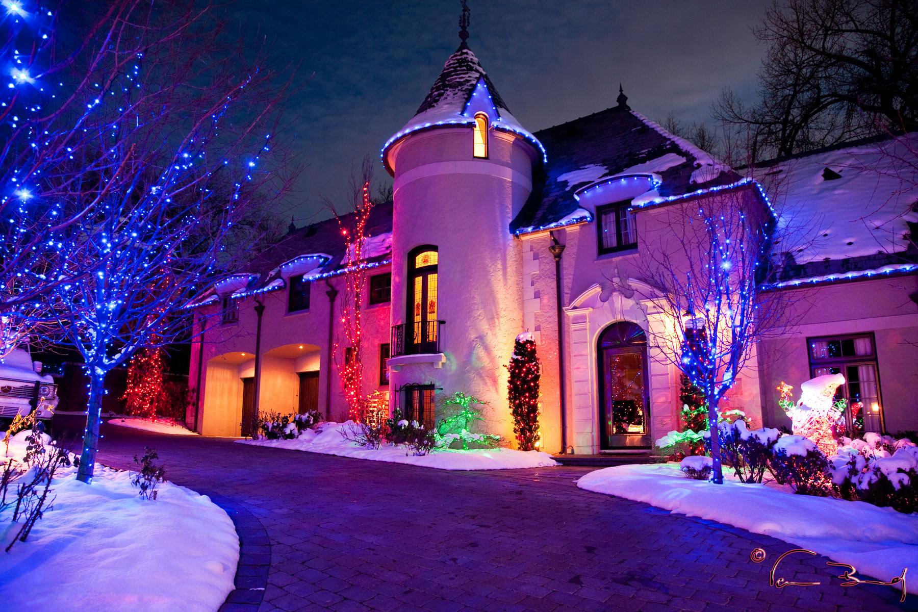 Christmas Lighting Videos  Christmas Light Installation Ottawa Christmas Lights Ottawa