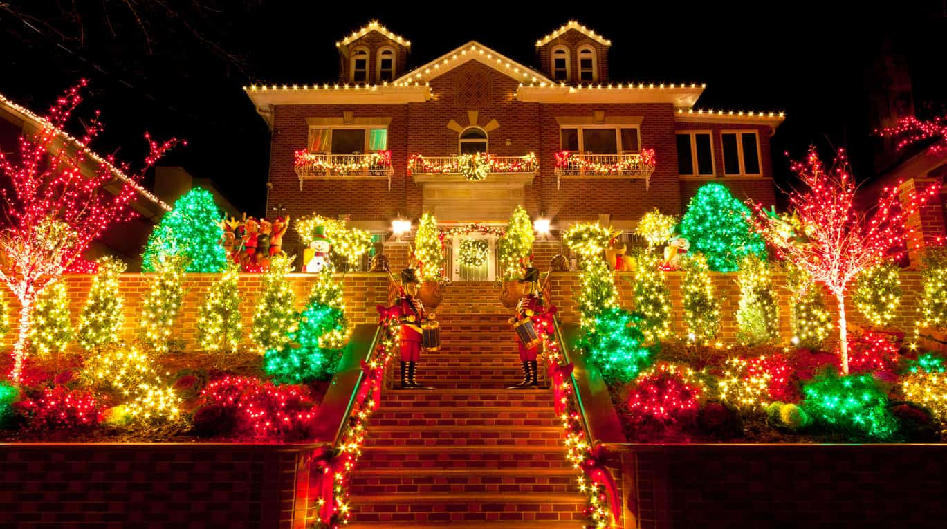 Christmas Lighting Videos  29 Types of Outdoor Christmas Lights for Your House 2019