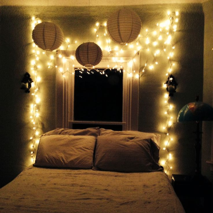 Christmas Lights In Bedroom  Christmas lights on bedroom ceiling 15 ways to express