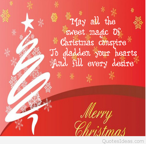 Christmas Magic Quote  magic of Christmas quotes