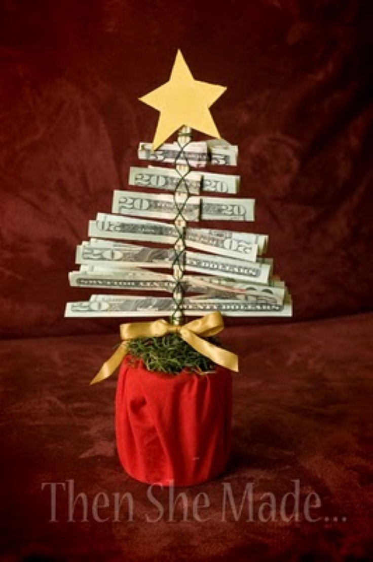 Christmas Money Gift Ideas  Top 10 Creative Ideas to Give Money as a Gift Top Inspired
