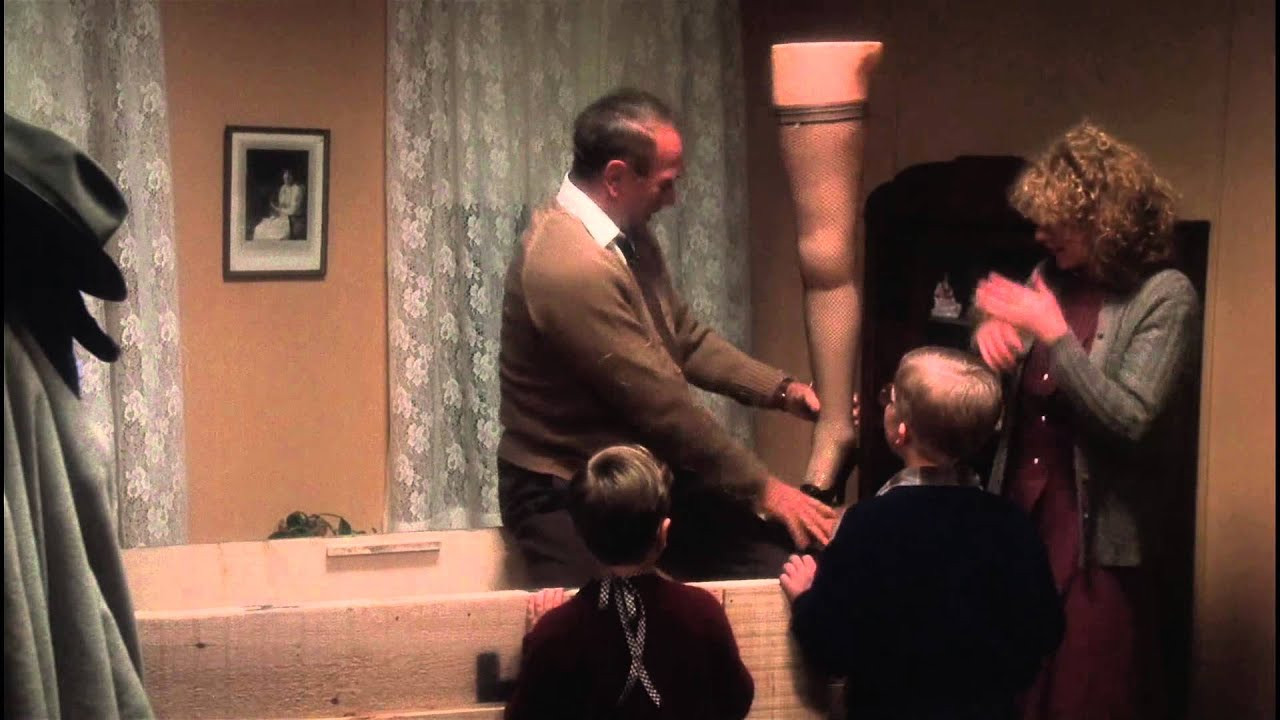 Christmas Movie With Leg Lamp  A Christmas Story 30th Anniversary Leg Lamp Own It