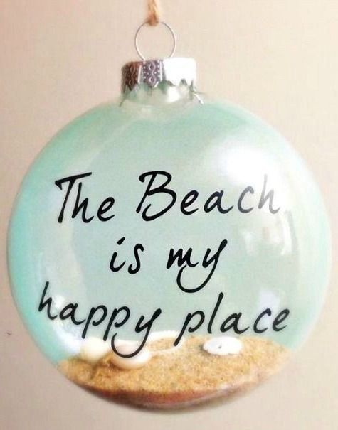 Christmas Ornament Quotes  565 best images about Beach Quotes Ocean Quotes & Sayings