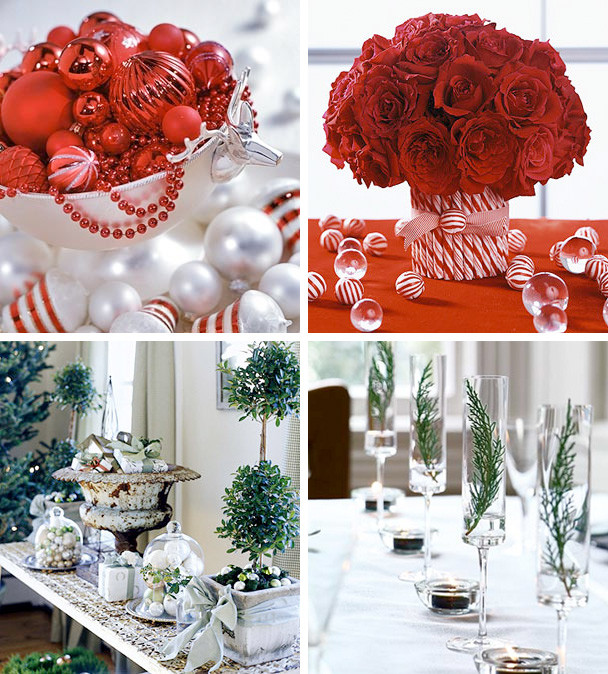 Christmas Party Centerpiece Ideas  50 Great & Easy Christmas Centerpiece Ideas DigsDigs