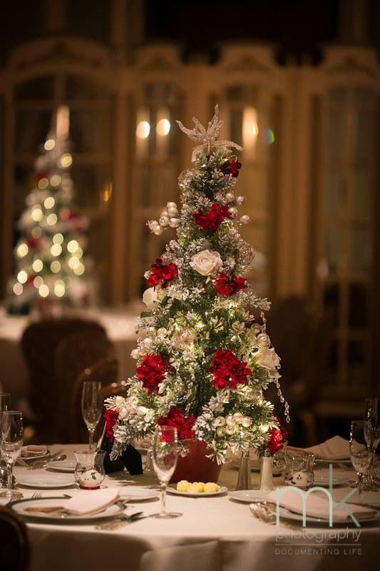Christmas Party Centerpiece Ideas  PowWeb