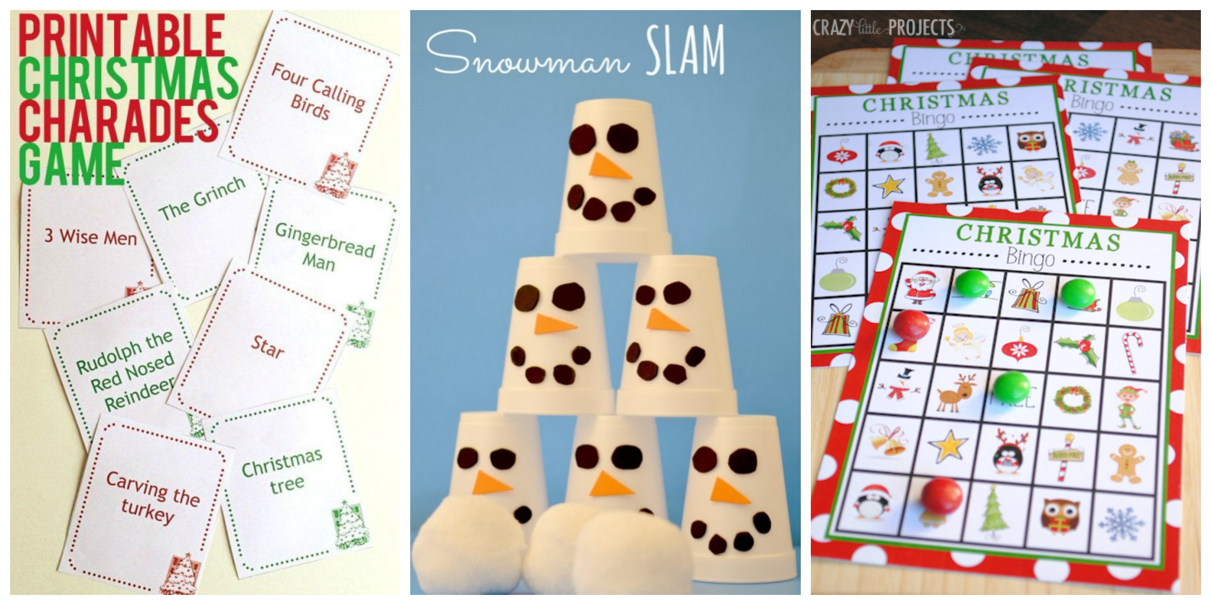 Christmas Party Game Ideas For Kids  17 Fun Christmas Party Games for Kids DIY Holiday Party