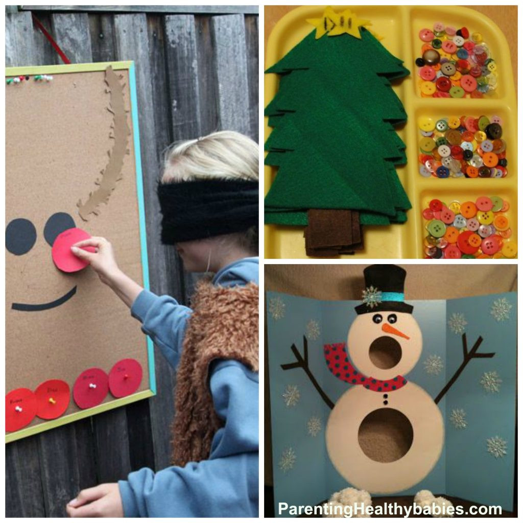 Christmas Party Game Ideas For Kids  51 Christmas Party Games for Kids
