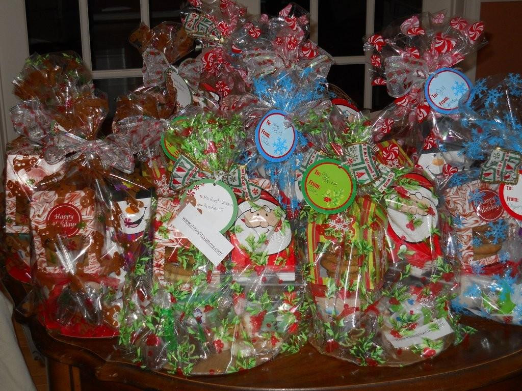Christmas Party Goodie Bag Ideas  Christmas Goo s