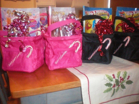 Christmas Party Goodie Bag Ideas  495 best Thirty one product use ideas images on Pinterest