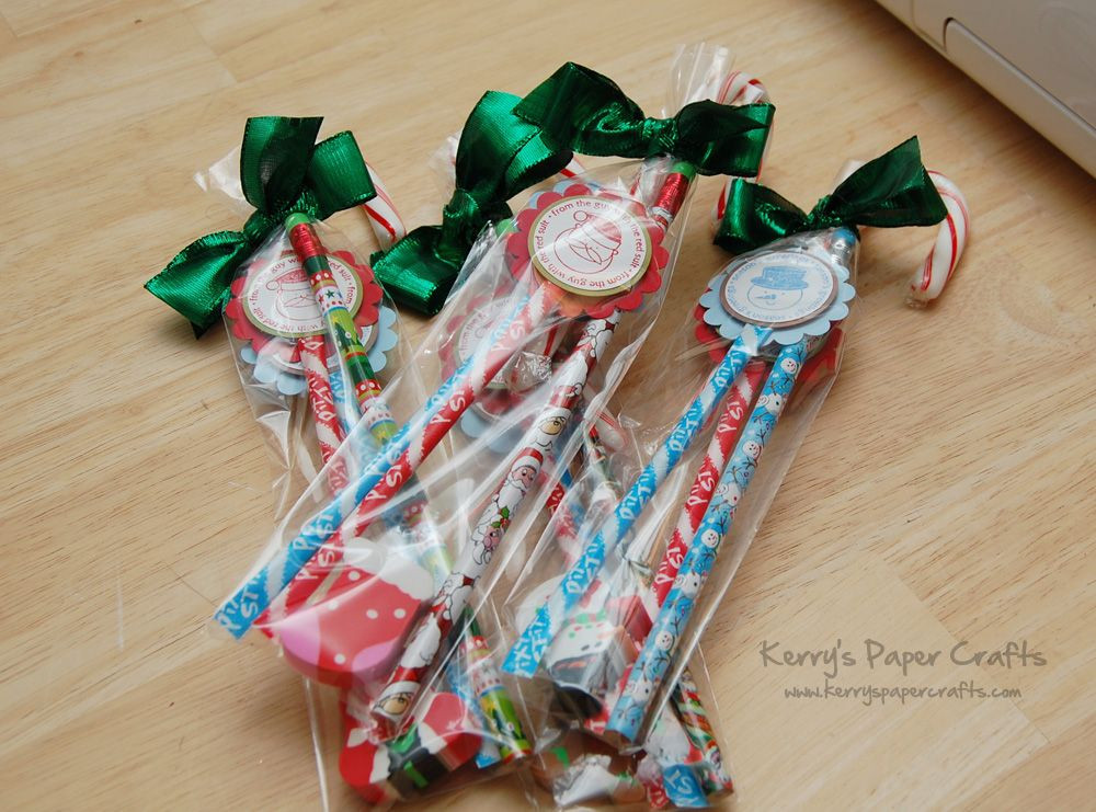 Christmas Party Goodie Bag Ideas  Cute goo bags for school Christmas Ideas