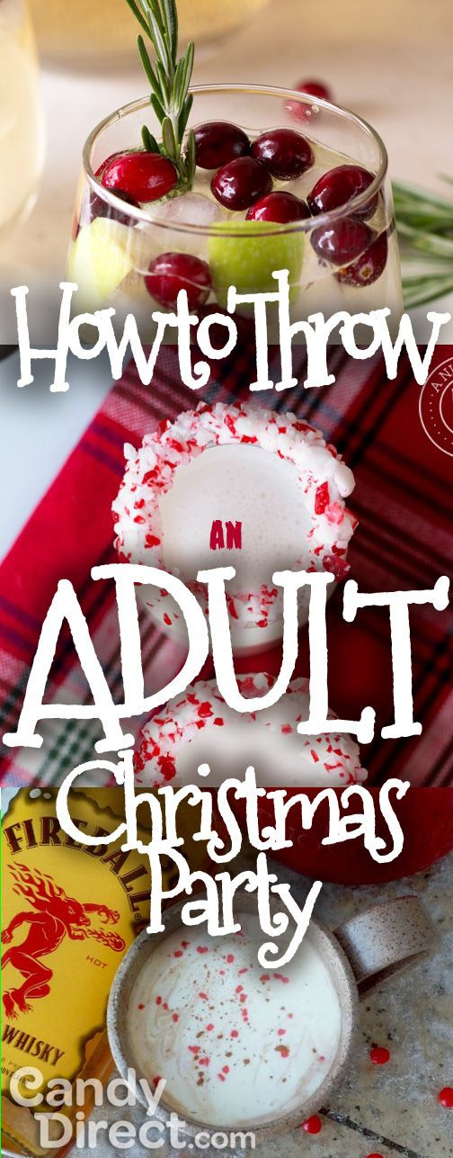 Christmas Party Ideas For Adults  How To Throw An Adult Christmas Party