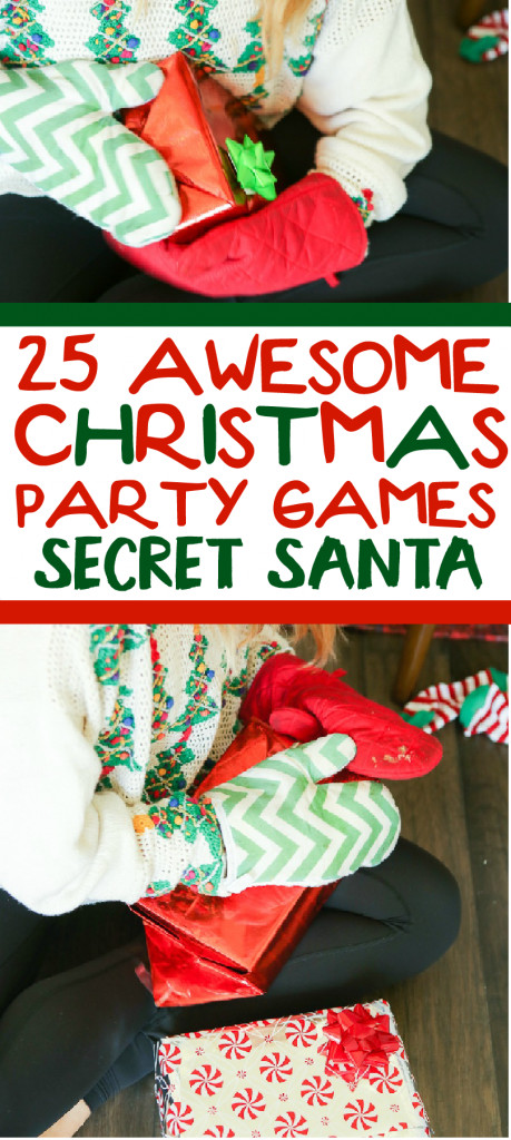Christmas Party Ideas For Adults  25 funny Christmas party games that are great for adults
