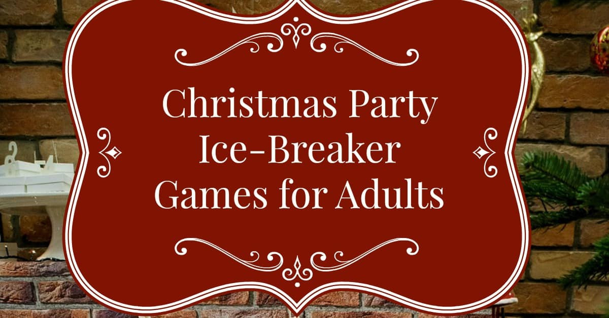 Christmas Party Ideas For Adults  Christmas Party Games for Adults