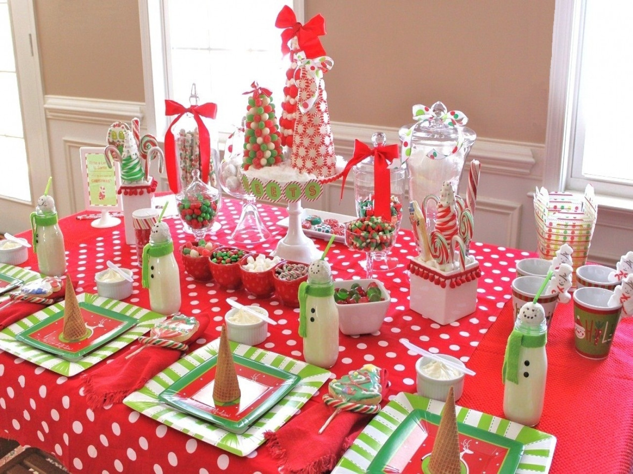 Christmas Party Ideas For Adults  Bedroom furniture placement ideas kids christmas birthday