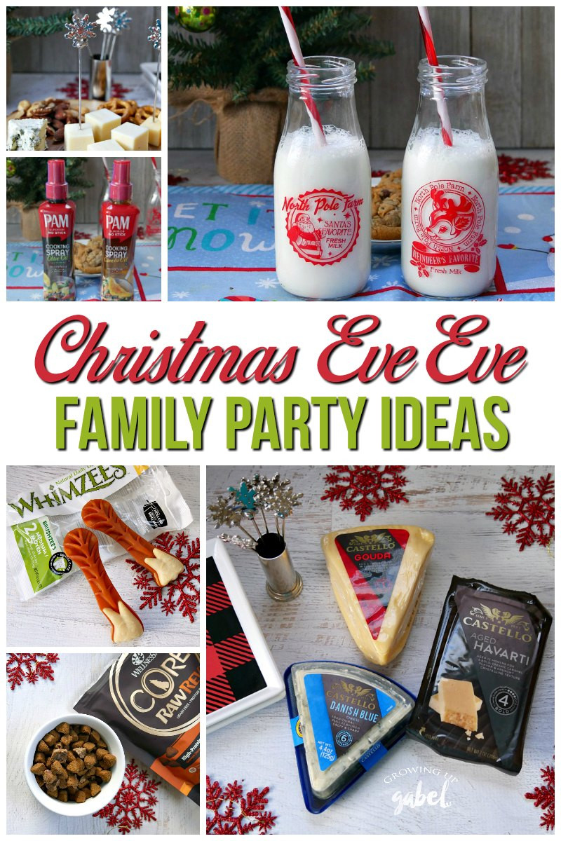 Christmas Party Ideas For Families  Christmas Eve Eve Party Ideas for Families