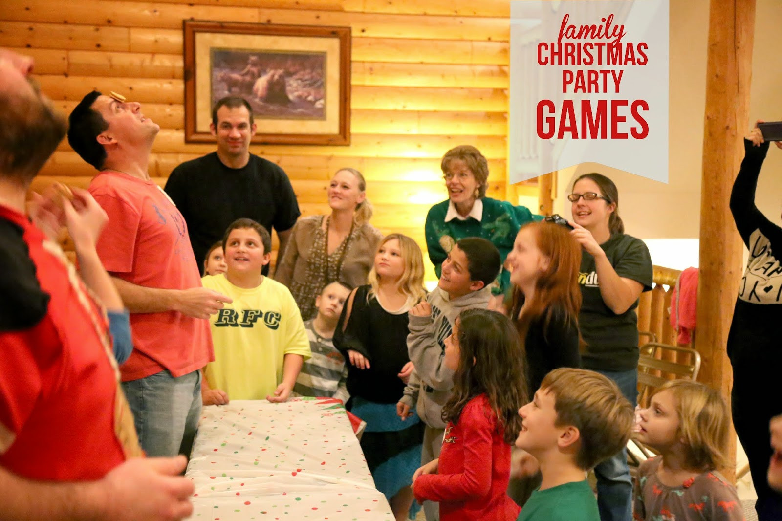 Christmas Party Ideas For Families  Notable Nest Fun Family Christmas Party Games to Try