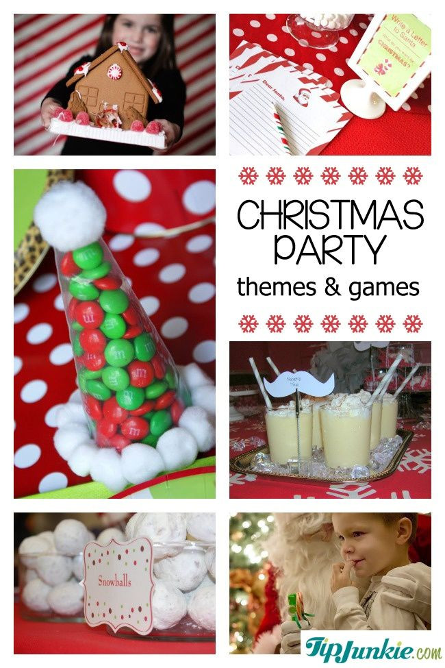 Christmas Party Ideas For Families  43 best images about fice Christmas Party Games & Gift