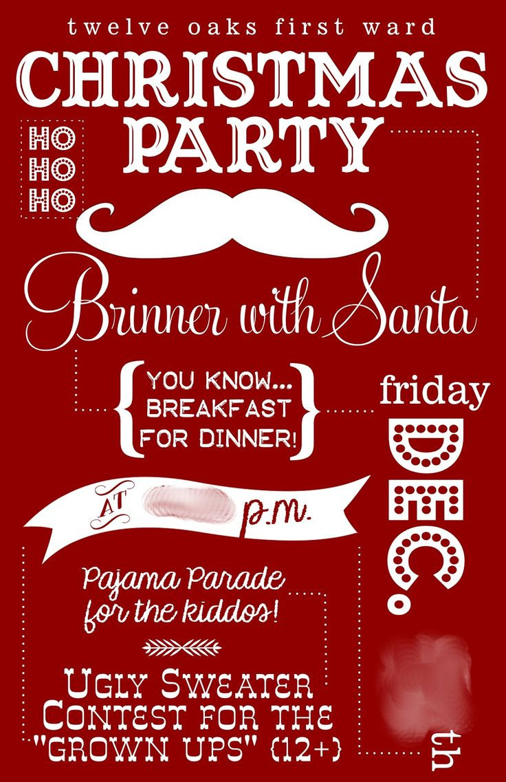 Christmas Party Invitation Ideas  17 Best ideas about Christmas Party Invitations on
