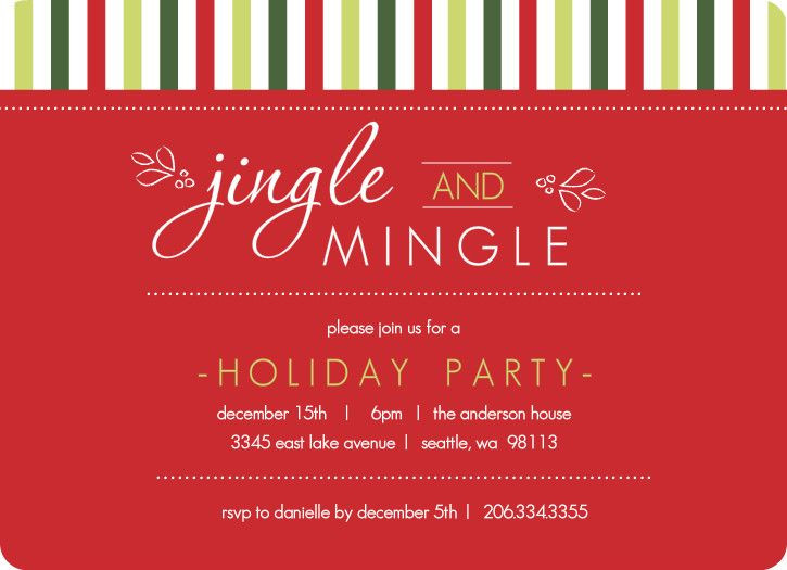 Christmas Party Invitation Ideas  Best 25 Christmas party invitation wording ideas on