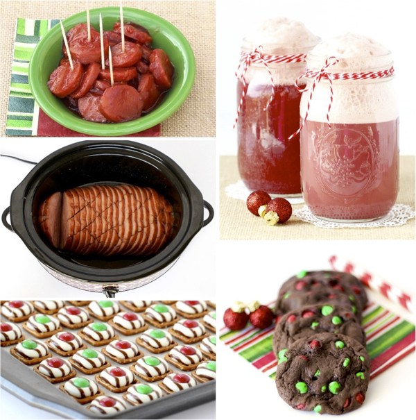Christmas Party Menu Ideas For Large Groups  49 Christmas Party Menu Ideas for Groups DIY Thrill