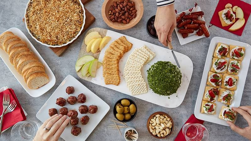 Christmas Party Menu Ideas For Large Groups  Every Appetizer You'll Ever Need BettyCrocker