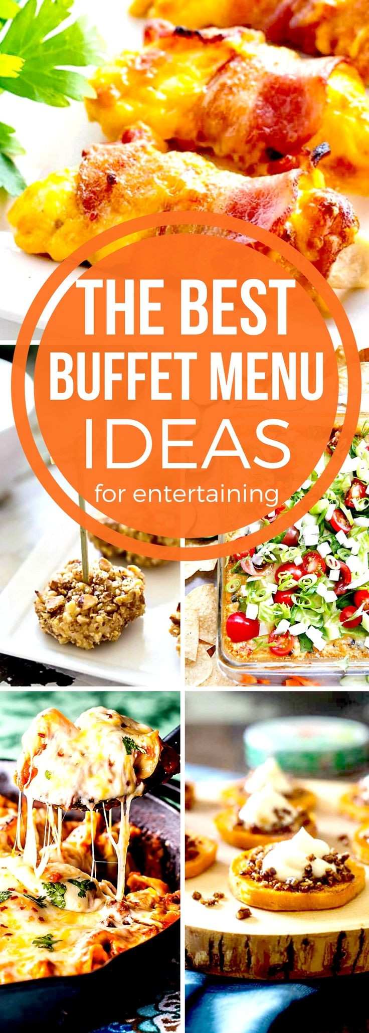 Christmas Party Menu Ideas For Large Groups  Best 25 Christmas buffet menu ideas on Pinterest